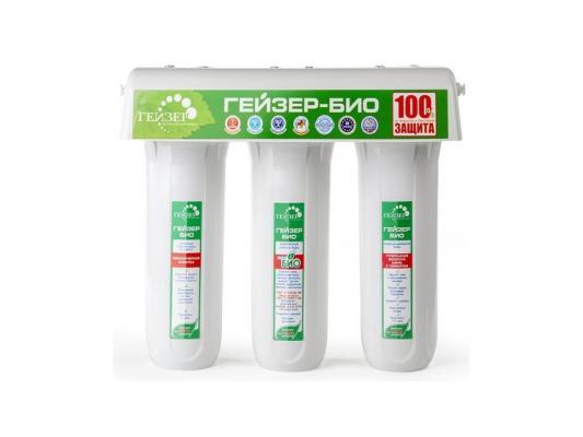 Фильтр Гейзер Био 311 для очистки мягкой воды 66024