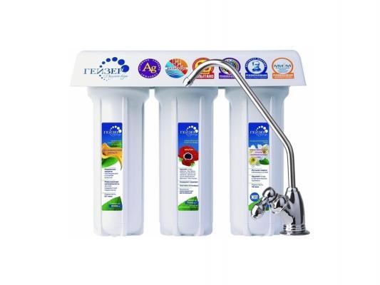 Фильтр Гейзер 3К Люкс для очистки  воды с повышенным содержанием железа 18021