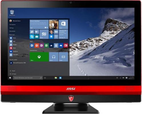 "Моноблок 23"" MSI AG240 1920 x 1080 Intel Core i5-4210H 8Gb 1Tb nVidia GeForce GTX 860M 2048 Мб Windows 8.1 черный 9S6-AE6711-047"