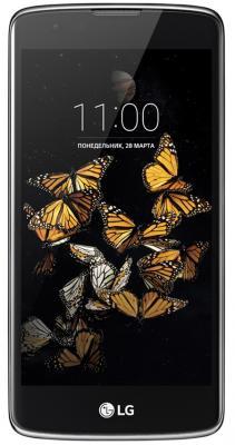 """Смартфон LG K8 синий 5"""" 16 Гб LTE Wi-Fi GPS K350E"""