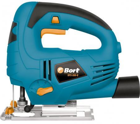 Лобзик Bort BPS-800-Q 800Вт 98299670 лобзик электрический bort bps 570u q