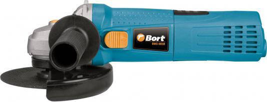 Углошлифовальная машина BORT BWS-905-R 125 мм 900 Вт bort bbt 2300