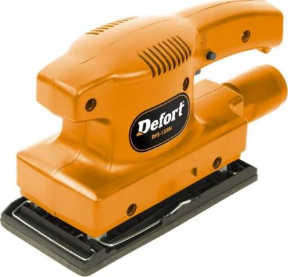 Виброшлифовальная машина Defort DFS-135N 135Вт 93720629