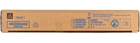 Тонер Konica Minolta A8DA150 TN-324K для bizhub C308/C368 черный картридж konica minolta tn 116 для bizhub 164 165 185 черный