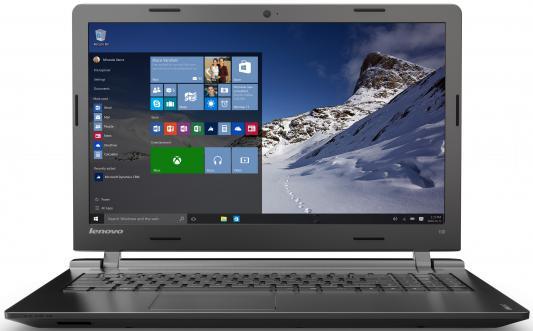 "Ноутбук Lenovo IdeaPad 100-15IBY 15.6"" 1366x768 Intel Celeron-N2840 80MJ001MRK"