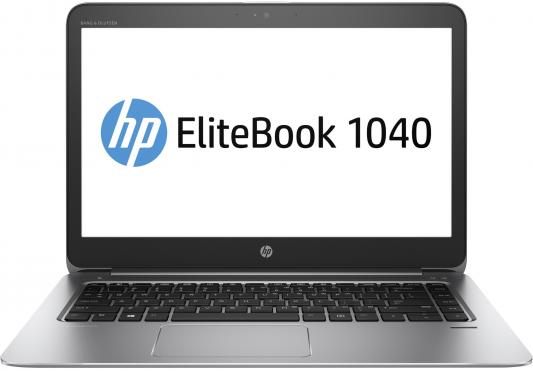 "Ноутбук HP EliteBook 1040 G3 14"" 1920x1080 Intel Core i5-6300U V1A91EA"