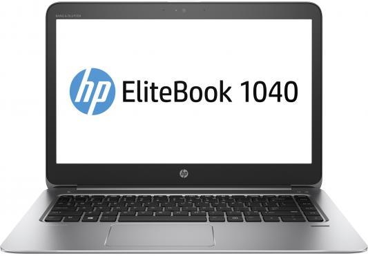 Ноутбук HP EliteBook 1040 G3 (V1A91EA) hp zbook 15 g3