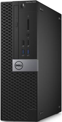 Системный блок DELL Optiplex 3040 SFF i3-6100 3.7GHz 4Gb 128Gb SSD HD530 DVD-RW Linux клавиатура мышь серебристо-черный 3040-9930