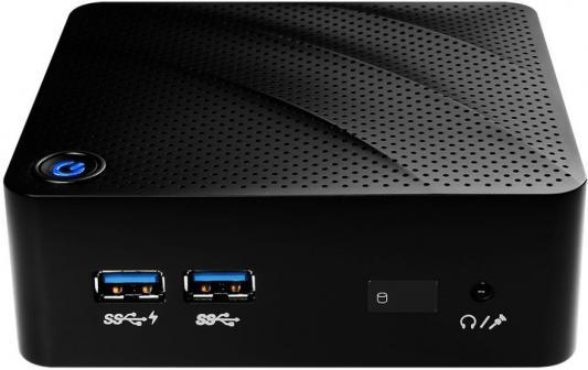 Неттоп MSI N-011XRU Intel Celeron-N3050 4Gb 500Gb Intel HD Graphics DOS черный 9S6-B12011-011