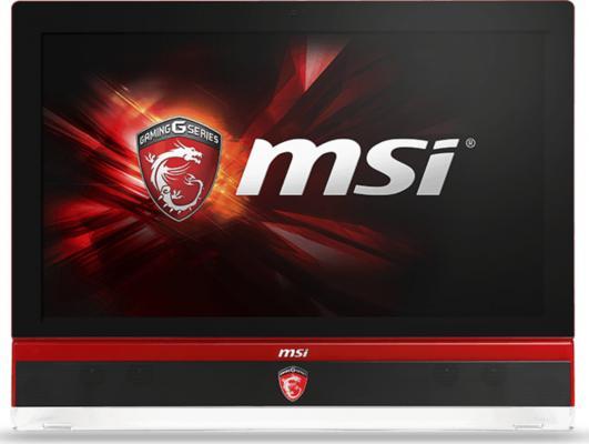 "Моноблок 27"" MSI Gaming 27T 6QD-012RU 1920 x 1080 Multi Touch Intel Core i5-6400 8Gb 1Tb nVidia GeForce GTX 970M 6144 Мб Windows 10 Home черный красный 9S6-AF1C11-012 9S6-AF1C11-012"