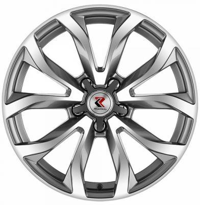 Диск RepliKey Audi Q5 RK684H 8xR18 5x112 мм ET39 GMF диск replikey chevrolet cruze rk s39 6 5xr16 5x105 мм et39 s