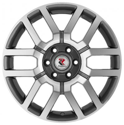 Диск RepliKey Nissan Pathfinder RK850A 8xR18 6x114.3 мм ET30 GMF
