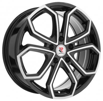 Диск RepliKey Chevrolet Cruze RK5089 7xR17 5x105 мм ET39 BKF литой диск replica legeartis concept opl523 8x19 5x105 et46 d56 6 bkf