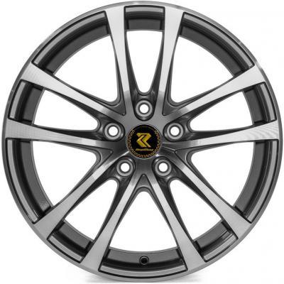 Диск RepliKey Kia Sportage New RK9559 7xR17 5x114.3 мм ET35 GMF литой диск replica ls lx73 7x17 5x114 3 d60 1 et35 gmf
