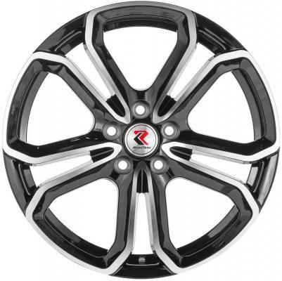 Диск RepliKey Opel Astra/Mokka RK L31C 7xR17 5x105 мм ET42 BKF