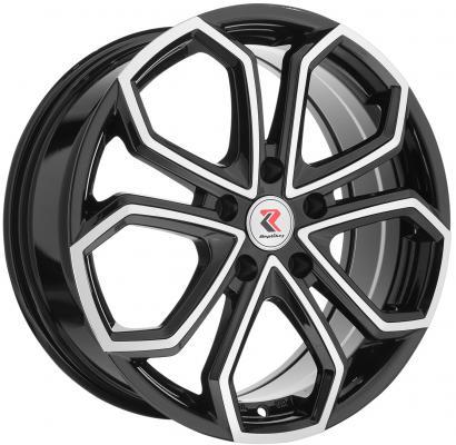 Диск RepliKey Opel Astra RK5089 7xR17 5x105 мм ET39 BKF диск replikey opel astra turbo zafira turbo rk5089 7xr17 5x115 мм et41 bkf