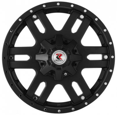 все цены на  Диск RepliKey Mitsubishi Pajero Sport/L200 RK36167 7.5xR17 6x139.7 мм ET38 Matt Black  онлайн
