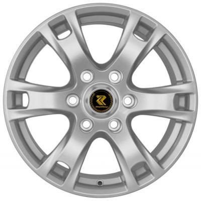 все цены на  Диск RepliKey Mitsubishi Pajero Sport/L200 RK L17H 7.5xR17 6x139.7 мм ET38 S  онлайн