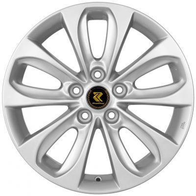 Диск RepliKey Hyundai iX35/Sonata New RK9586 7xR17 5x114.3 мм ET48 S