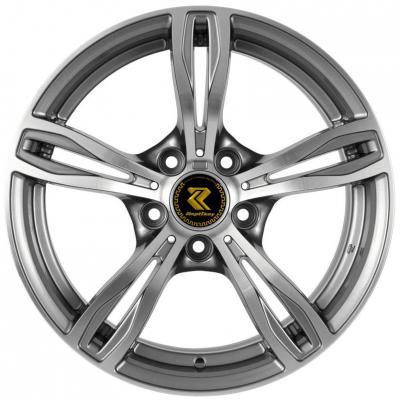 Диск RepliKey BMW 5 series F10 RK YH5056 8xR17 5x120 мм ET30 GMF литой диск replica fr lx 98 8 5x20 5x150 d110 2 et54 gmf