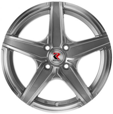 Диск RepliKey Nissan Almera New RK5087 6xR15 4x100 мм ET50 GMF диск replay h73 6 5хr17 5х114 3 et50 d64 1 gmf