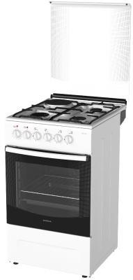 Комбинированная плита Darina F KM 341 323 белый комбинированная плита darina f km 341 304 w