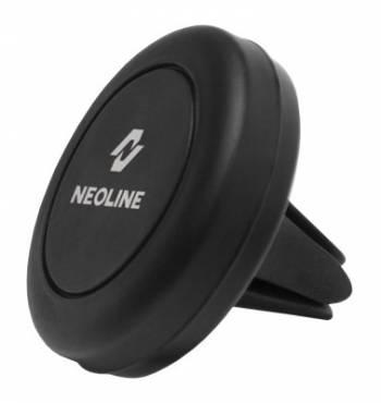 Автомобильный держатель Neoline Fixit M5 для смартфонов черный