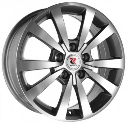 Диск RepliKey Volkswagen Tiguan RK L24A 6.5xR16 5x112 мм ET33 GMF