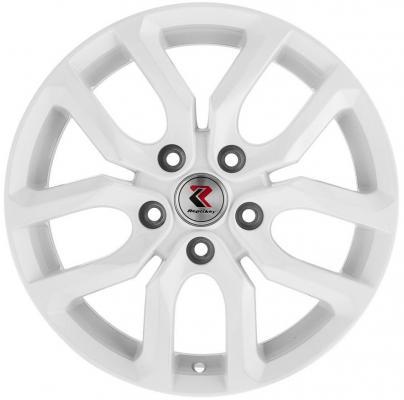 Диск RepliKey Nissan X-Trail RK L23F 6.5xR16 5x114.3 мм ET45 W диск replikey chevrolet cruze rk s39 6 5xr16 5x105 мм et39 s