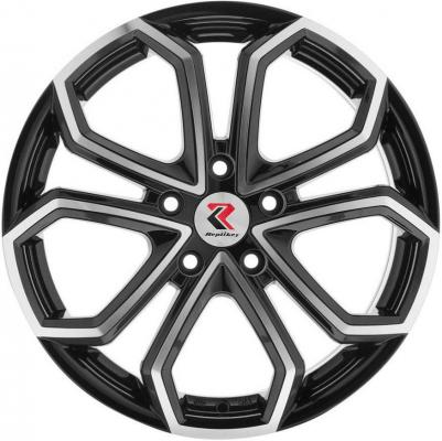 Диск RepliKey Opel Astra RK5089 6.5xR16 5x105 мм ET39 BKF литой диск nz wheels f 15 8x18 5x112 d66 6 et39 bkf