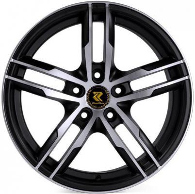 Диск RepliKey Volkswagen Golf RK9548 7xR16 5x112 мм ET45 DBF литой диск replica legeartis concept vw539 7 5x18 5x112 d57 1 et45 sf