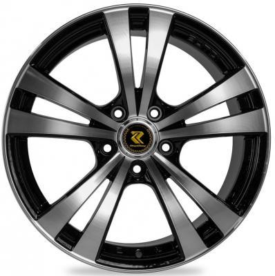 Диск RepliKey Chevrolet Orlando RK9553 7xR16 5x115 мм ET41 BKF колесный диск advanti mm581 7 5x17 5x115 et40 0 d70 1 asmfp