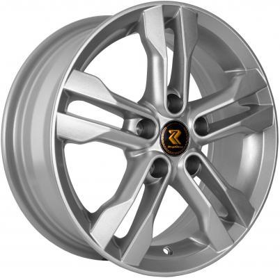 Диск RepliKey Nissan Juke RK L12G 6.5xR16 5x114.3 мм ET40 S защита nissan juke 2011 1 6 картера и кпп штамповка