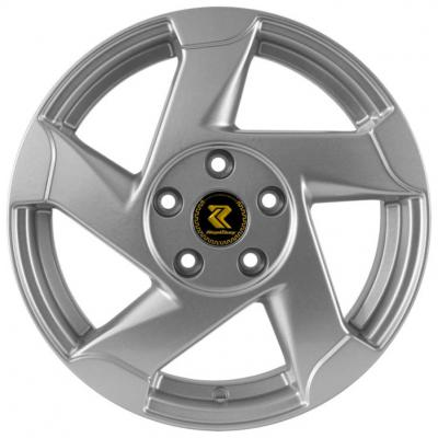 Диск RepliKey Renault Duster RK L17K 6.5xR16 5x114.3 мм ET50 S replica rk l12k renault duster 6 5x16 5x114 3 d66 1 et50 s