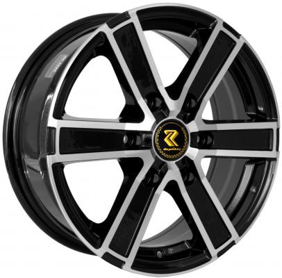 Диск RepliKey Hyundai Grand Starex RK9623 6.5xR16 6x139.7 мм ET40 BKF