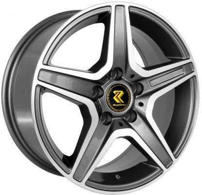Диск RepliKey Mercedes C/E-class RK810V 7.5xR16 5x112 мм ET35 GMF литой диск replica ls lx73 7x17 5x114 3 d60 1 et35 gmf