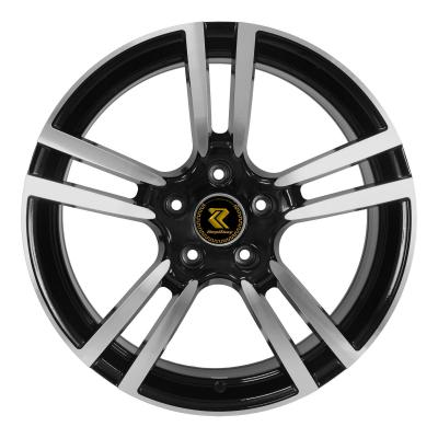 Диск RepliKey Porsche Cayenne RK9581 9xR20 5x130 мм ET50 BKF