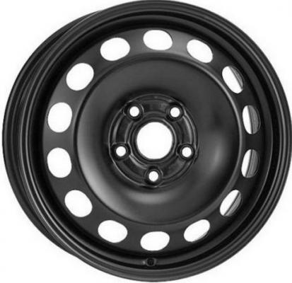 Диск Magnetto Nissan Juke/Qashqai 16007 AM 6.5xR15 5x114.3 мм ET40 Black ветровики artway nissan juke 2014