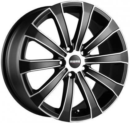 Диск MOMO Europe 7xR16 4x108 мм ET18 Matt Carbon-Polished WEUB70618408