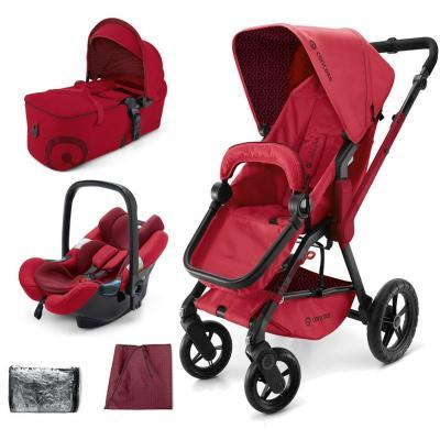 Коляска 3-в-1 Concord Wanderer Mobility Set (ruby red)