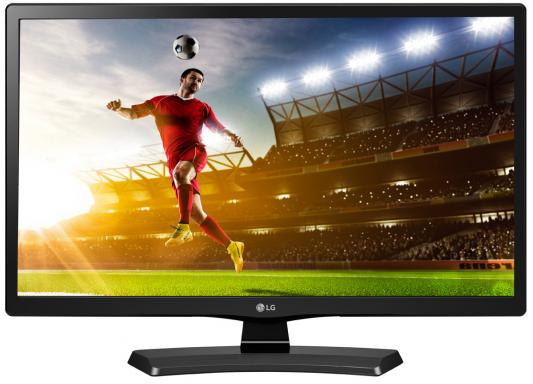 Телевизор LG 20MT48VF-PZ черный lg 23mt77v pz