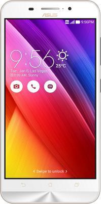 "Смартфон ASUS Zenfone Max ZC550KL белый 5.5"" 16 Гб LTE Wi-Fi GPS 90AX0106-M01030"