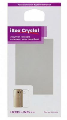 Накладка силикон iBox Crystal для LG K10 (матовый) ibox crystal для lg k10