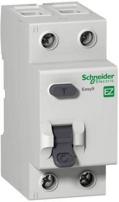 Выключатель дифференциального тока Schneider Electric EASY 9 2П 25А 30мА AC EZ9R34225 цена
