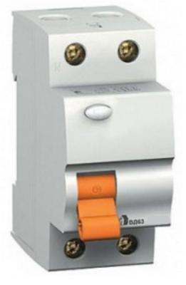 Выключатель дифференциального тока Schneider Electric ВД63 2П 16A 10мА 11454