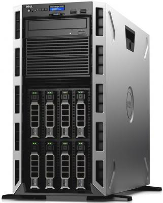 Сервер Dell PowerEdge T430 T430-ADLR-04t сервер dell poweredge 338 bjczt