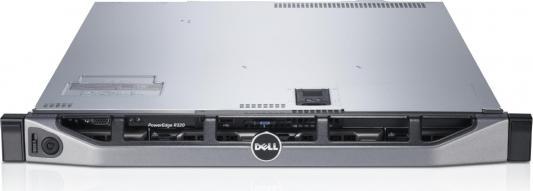 Сервер Dell PowerEdge R320 PER320-ACCX-11t