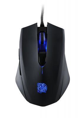 Мышь проводная Thermaltake MO-TLB-WDOOBK-01 чёрный USB мышь проводная tt esports talon black mo tln wdoobk 01