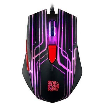 Мышь проводная Thermaltake Gaming mouse TALON чёрный USB MO-TLN-WDOOBK-01