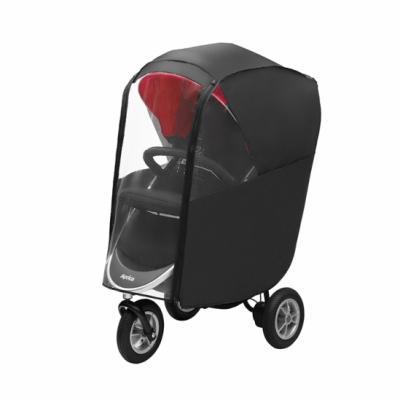 Дождевик для колясок Aprica Smooove (черный)